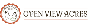 Open View Acres Logo